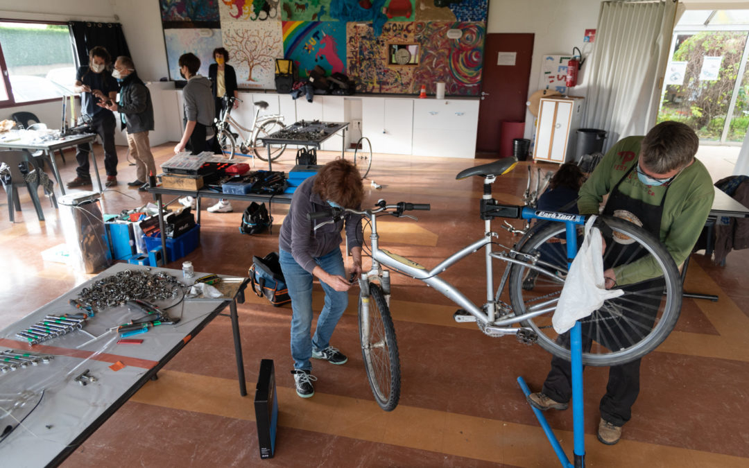 Réservation atelier-vélo